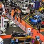 Cele mai noi automobile sunt prezentate în cadrul Salonului Auto de la București