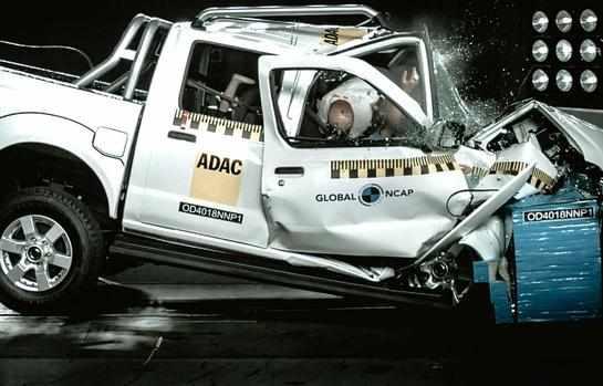 Vezi ce mașină a obținut punctaj mimim din punct de vedere al siguranței